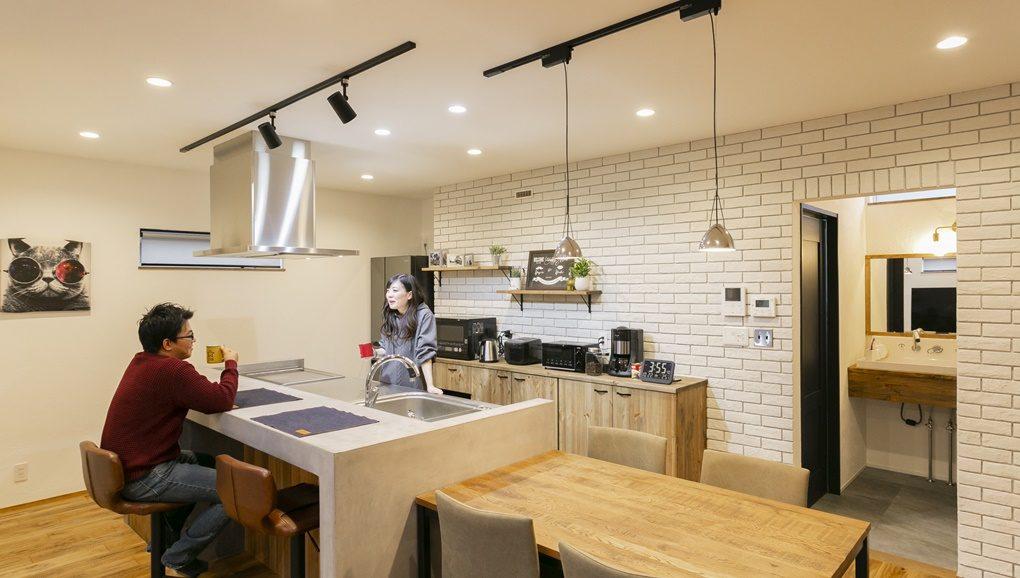 Yさま注文住宅キッチン