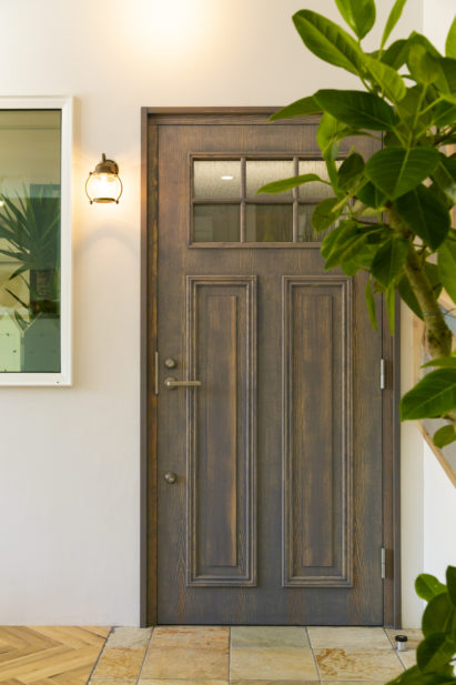 小倉オフィスショールーム玄関ドア