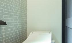 八幡西区吉祥寺町モデルハウストイレ