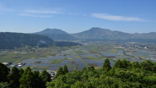 熊本市東区の特徴