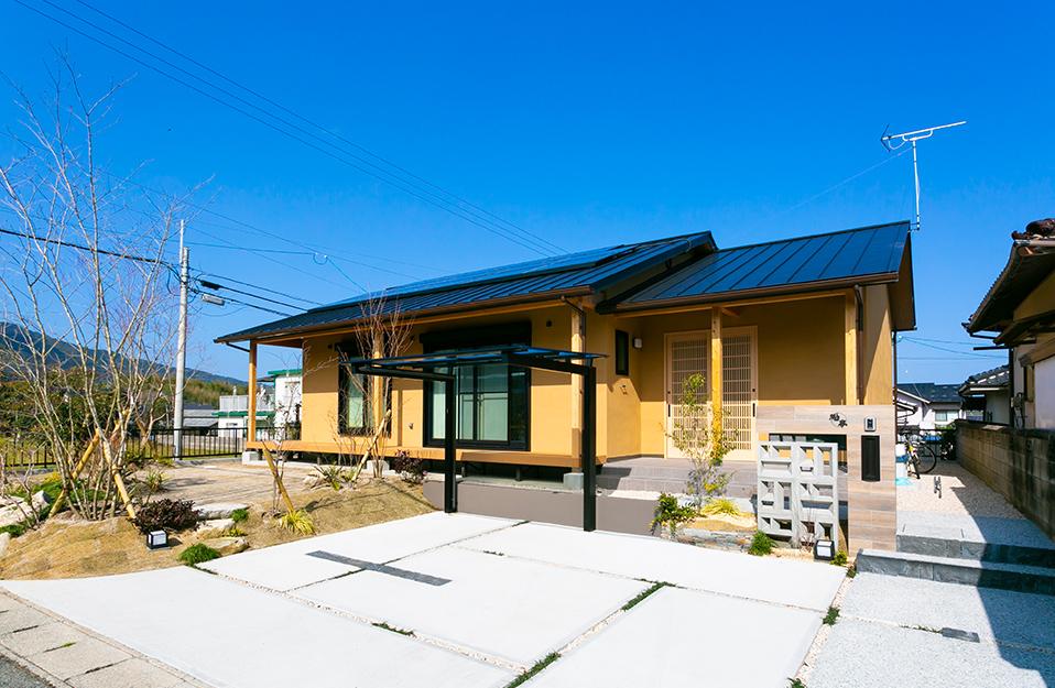 1.安全な構造でしっかりとした家づくり画像