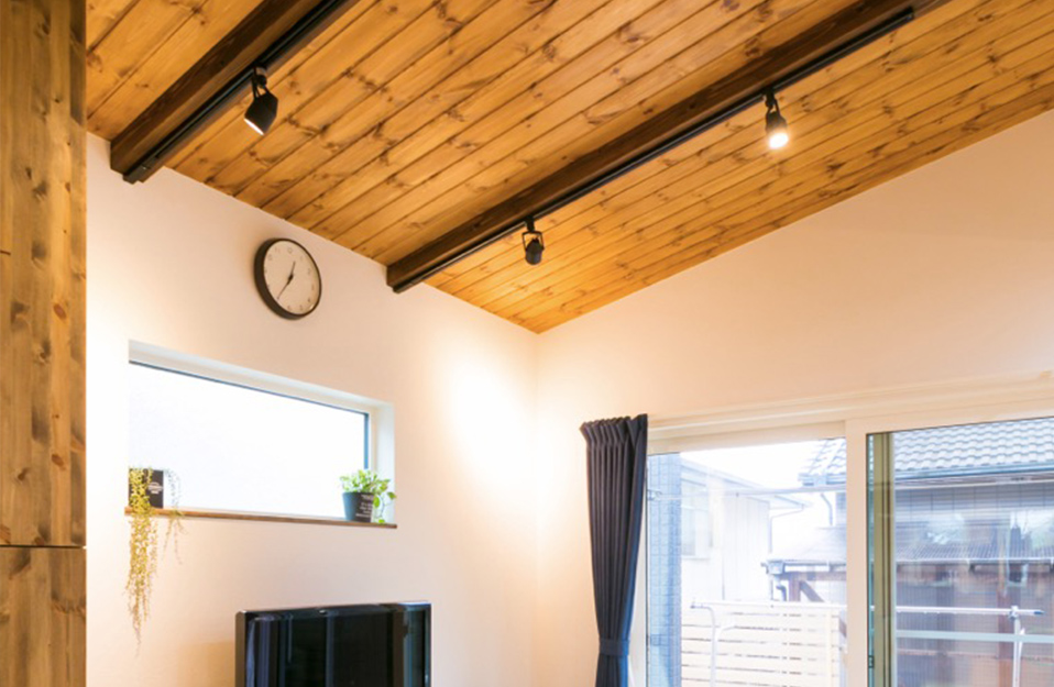 5.無垢材を使った優しい家づくり画像