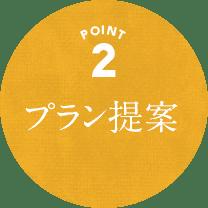 POINT2 プラン提案