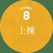 POINT58 上棟