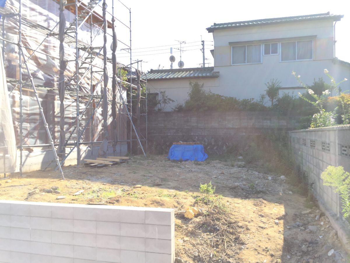 ○永犬丸西町3丁目 売地
