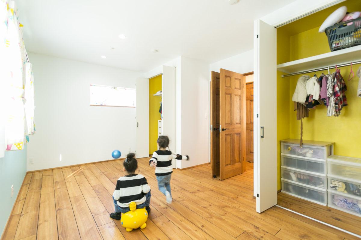 子供部屋画像